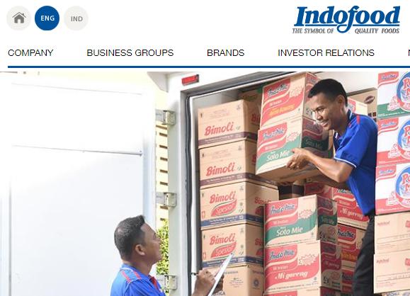 PT. Indofood Sukses Makmur Tbk (INDF)