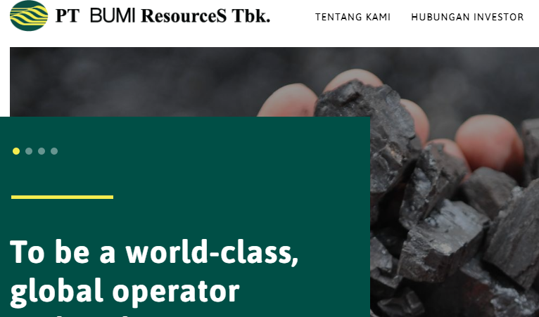BUMI  (PT. Bumi Resources Tbk)