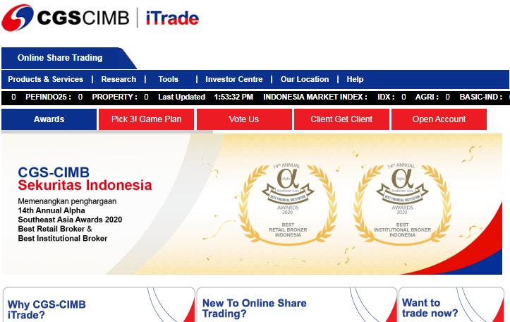 CGS-CIMB Sekuritas Indonesia