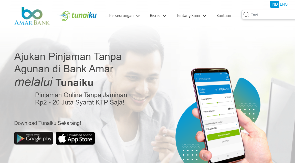 Saham IPO AMAR PT Bank Amar Indonesia Tbk