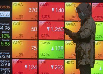 emiten saham yang diburu investor asing